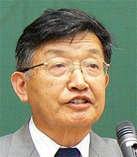 NPO法人全国ことばを育む会 理事長 加藤 碩
